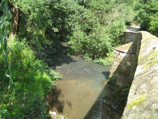 River Rother at Iping Bridge