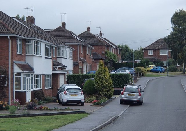 Stirling Avenue, Lillington