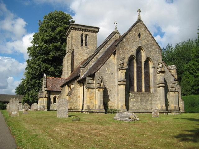 Iping: St Mary's Church