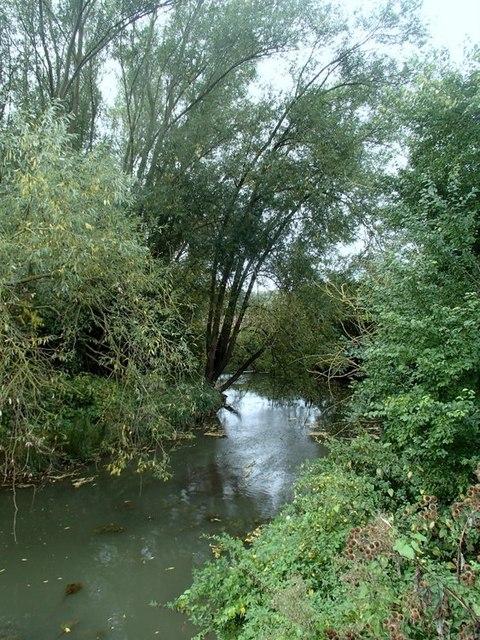 River Leam near Offchurch