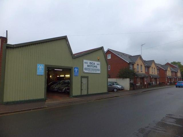 Water Lane, Exeter