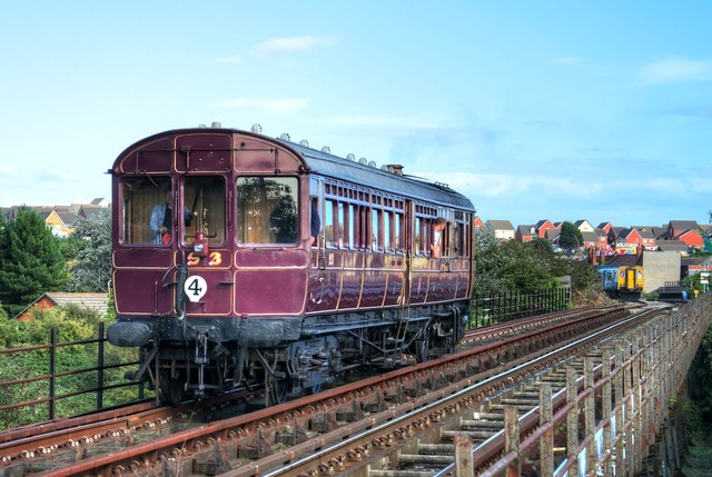 Railmotor Barry Tourist Railway