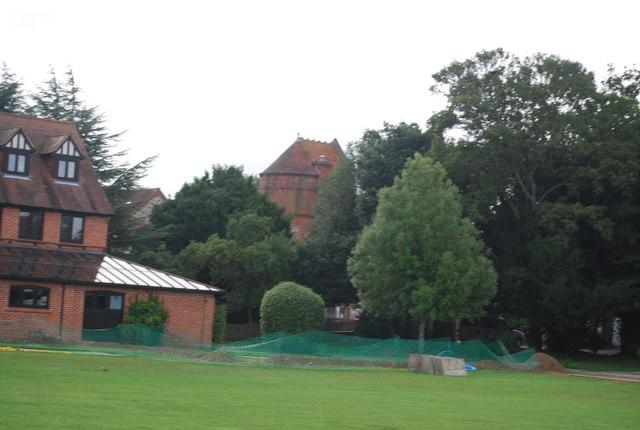 Water Tower, Shiplake College