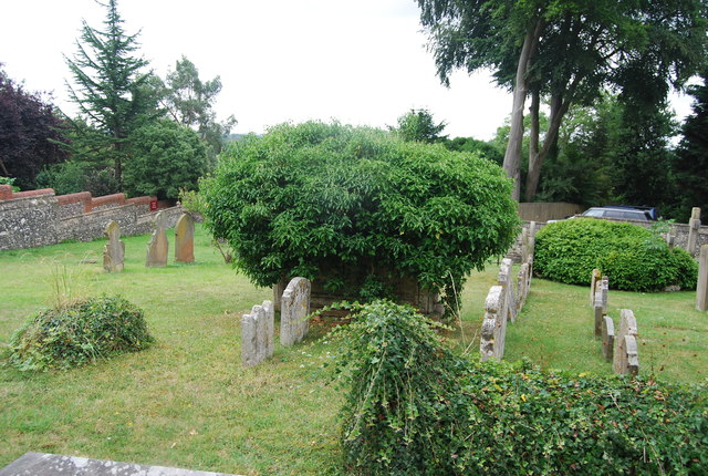 Graves, Church of St Peter and St Paul