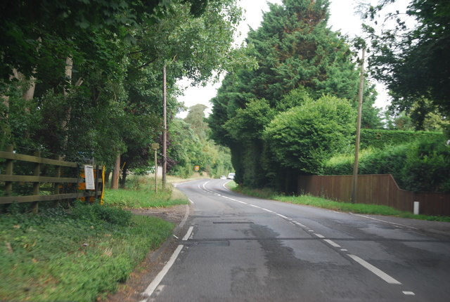 Henley Rd, A4155