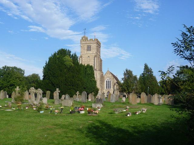 All Saints Church, Biddenden