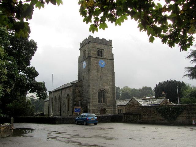 St. Robert's Church, Pannal