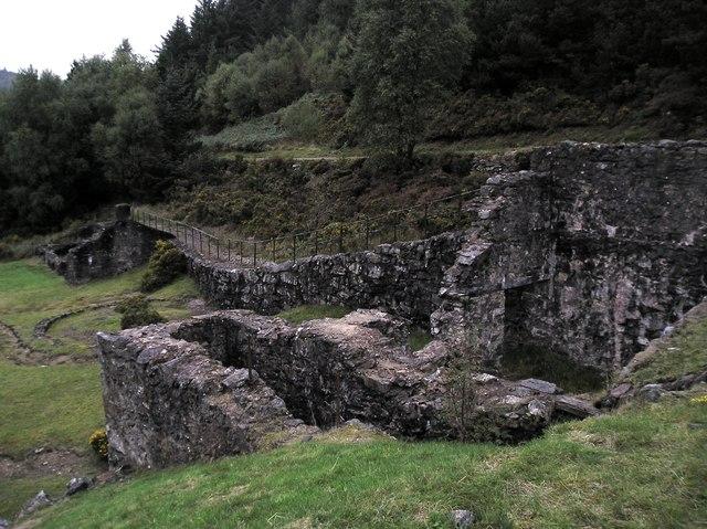Crusher House, Cyffty Mine