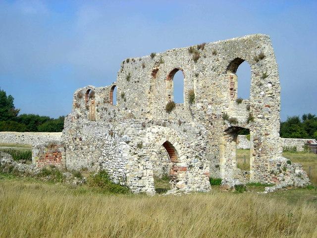 Remains of Greyfriars Friary