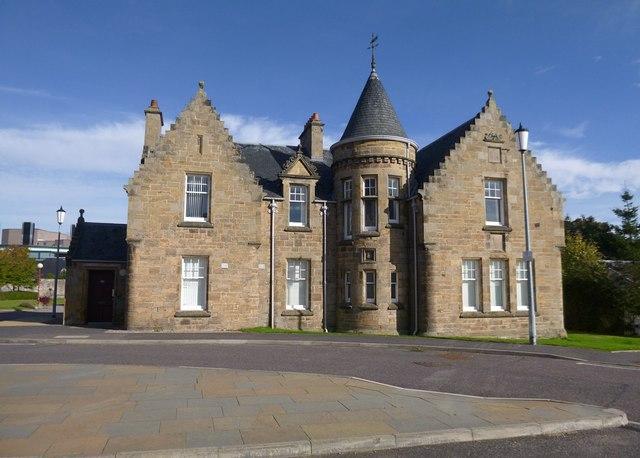 Former nurses' home, Royal Northern Infirmary