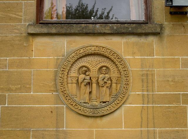 Abbey emblem