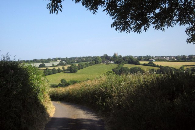 Lane to Witheridge