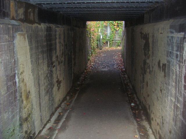 Under the Northern Line