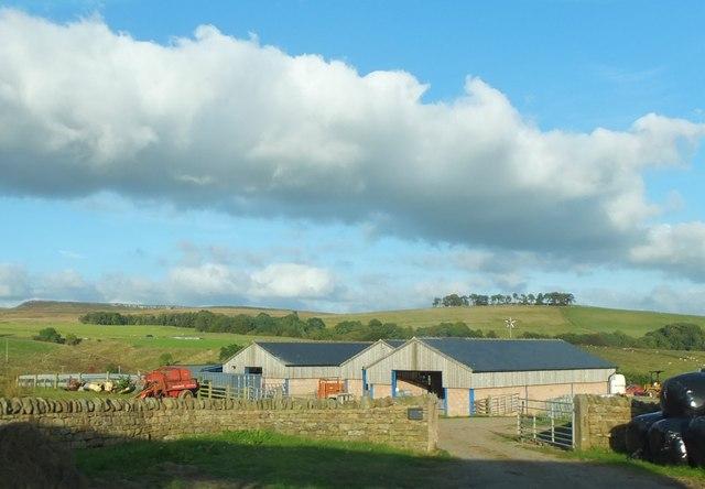 Barns at Hanninghead Farm