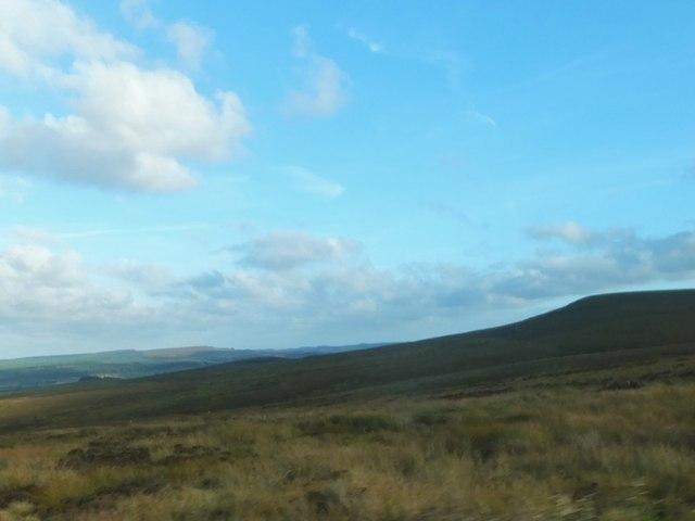 Moorland by Cross Law
