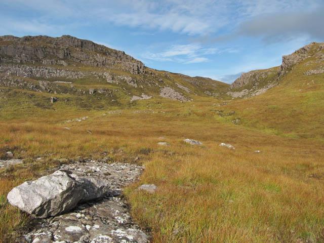 SW slopes of Seana Mheallan, Torridon