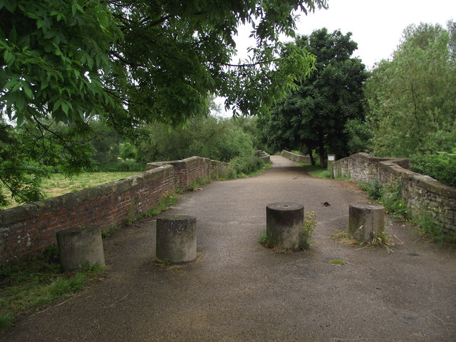 World War II Defences, Pershore Bridge