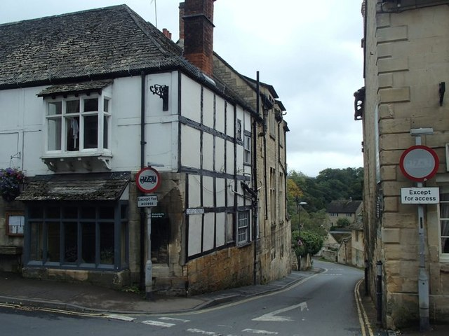 High Street and Castle Street, Winchcombe