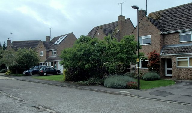 Houses on Wincel Road, Winchcombe