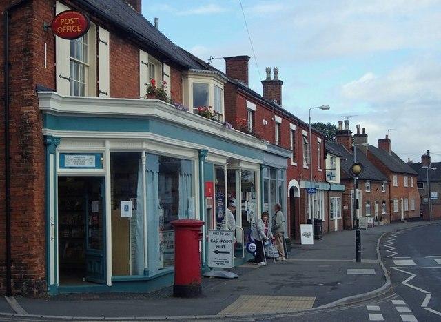 Main Street, Barton under Needwood