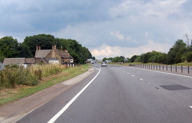 A417 The Highwayman Inn