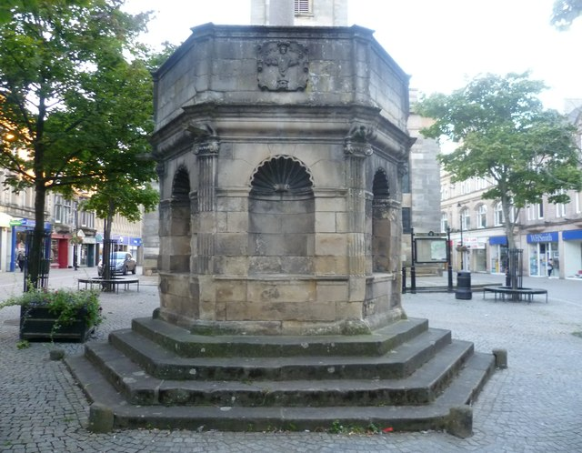 Elgin mercat cross