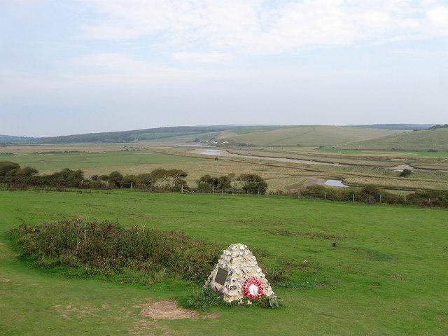 Cuckmere Cairn War Memorial