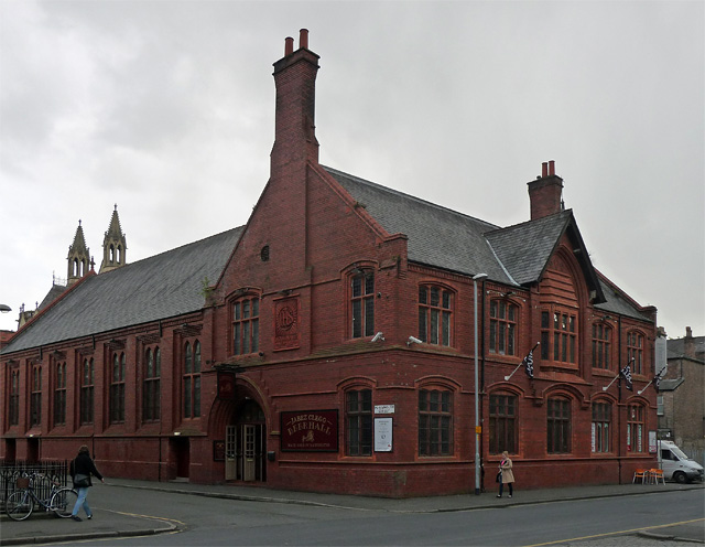 Former church hall, Portsmouth Street, Manchester