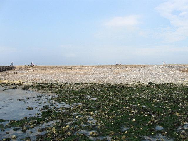 Beach, Cuckmere Haven