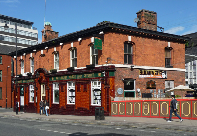 Lass O'Gowrie, Charles Street, Manchester