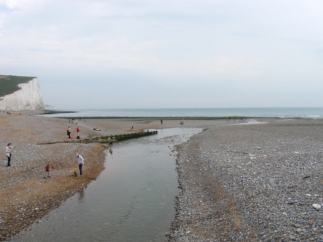 Cuckmere River Mouth