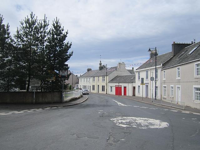 Stewarton Road, Dunlop