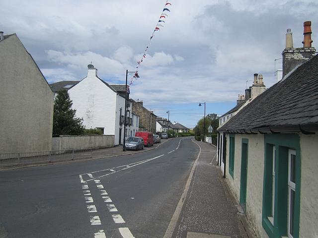 Lugton Road, Dunlop