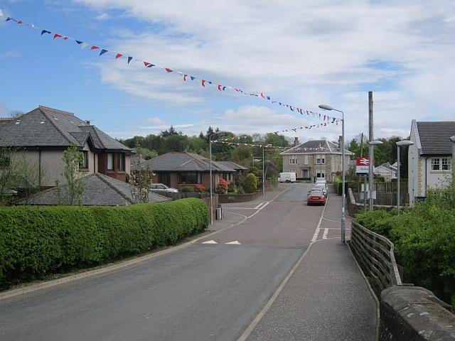 Newmill Road, Dunlop