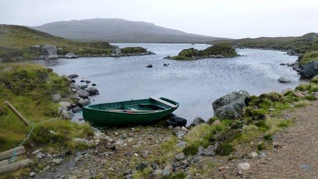 Loch Mòr na Clibhe