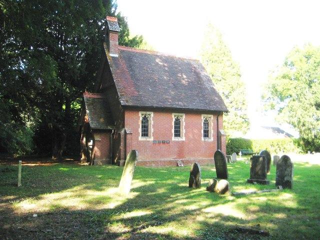 Shermanbury: The Parish Cemetery and Chapel