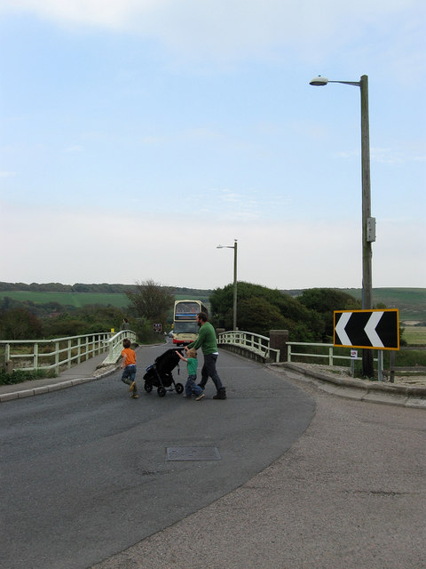 Exceat Bridge