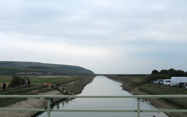New Cut, Cuckmere River