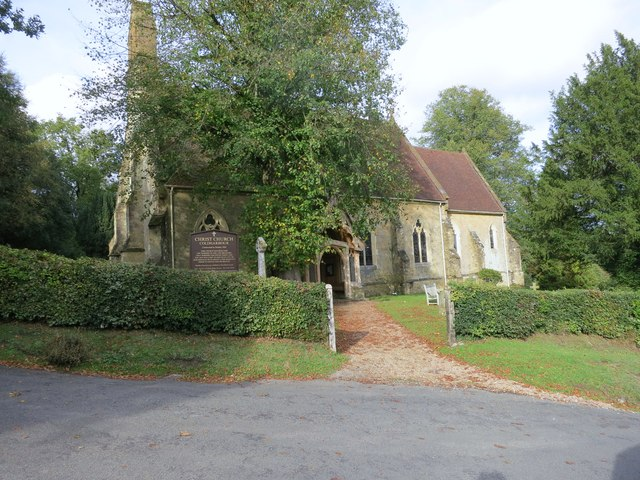 Christ Church Coldharbour