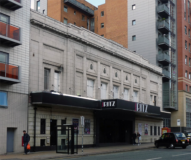 The Ritz, Whitworth Street West, Manchester