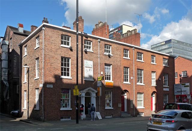 87-91 Princess Street, Manchester