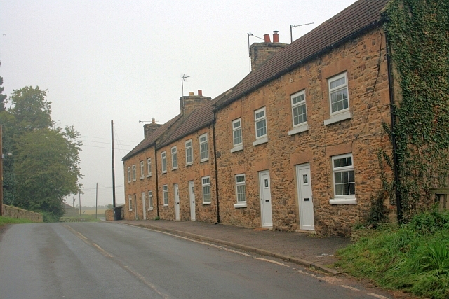 Church Row, Forcett