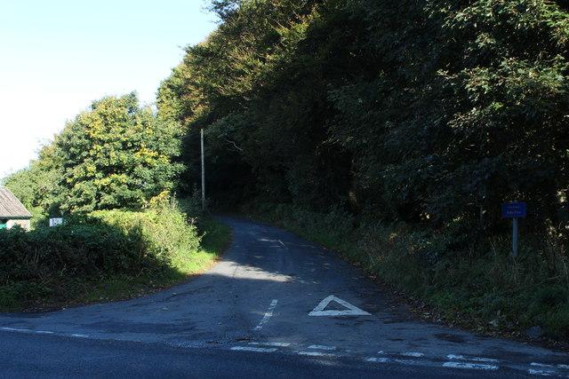 Road to Balker Farm
