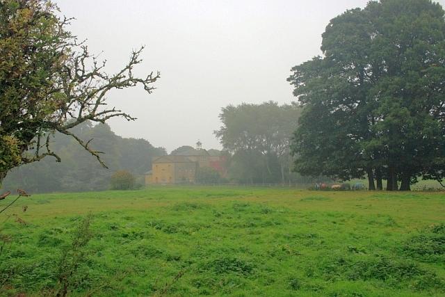 Stanwick Hall
