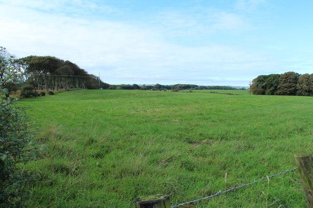 Farmland at Aird Farm