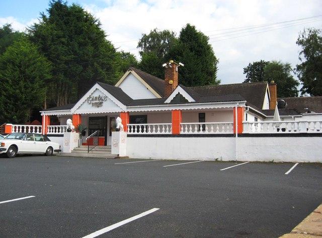 Candle Night Indian Restaurant (2), 14 Bridgnorth Road, Worfield near Wyken, Shrops