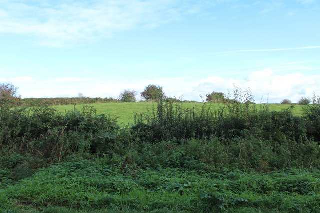 Farmland near Lime Kiln