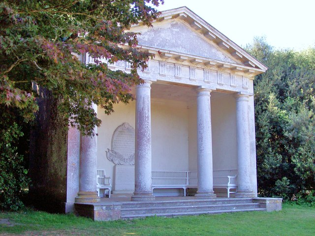 Doric Temple, Petworth House
