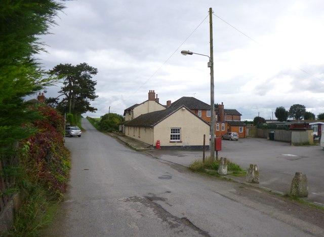 Rollestone, former pub