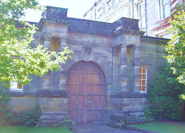Internal Gate, Petworth House